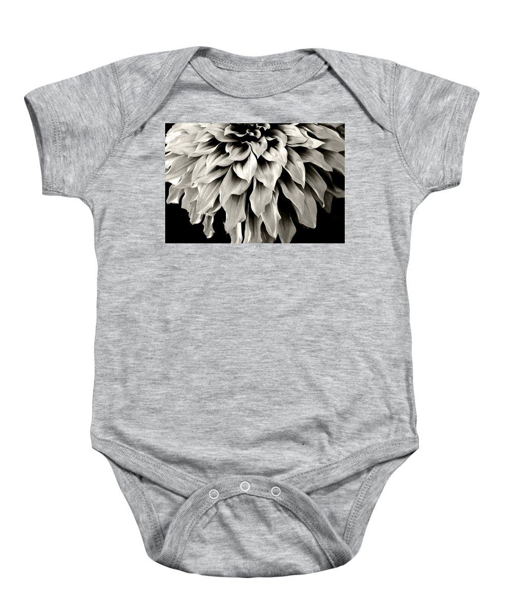 Flowers Baby Onesie featuring the photograph Dahlia Flower by Sumit Mehndiratta