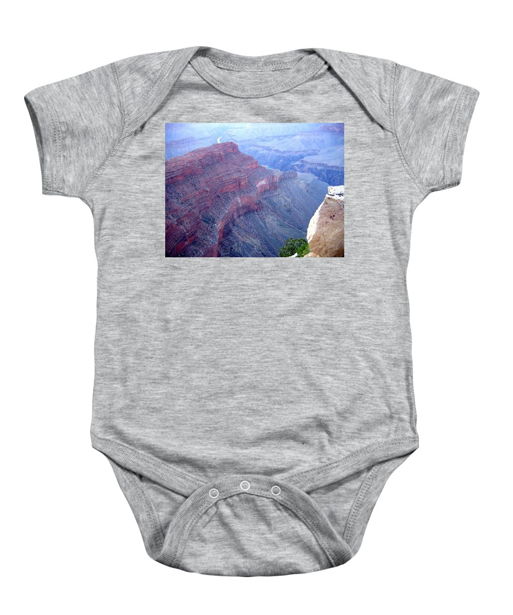 Grand Canyon Baby Onesie featuring the photograph Grand Canyon 36 by Will Borden