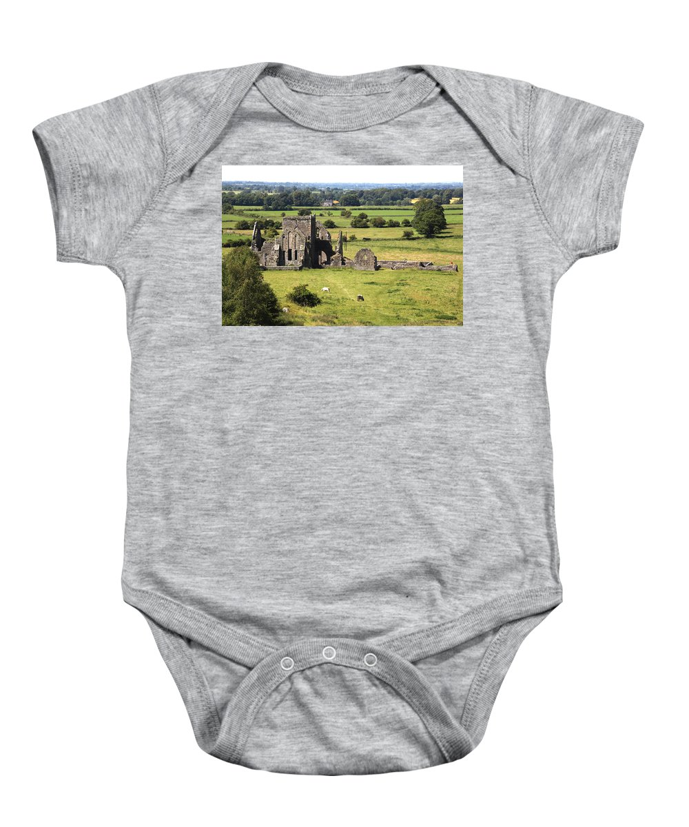 Ireland Baby Onesie featuring the photograph Ireland 0005 by Carol Ann Thomas