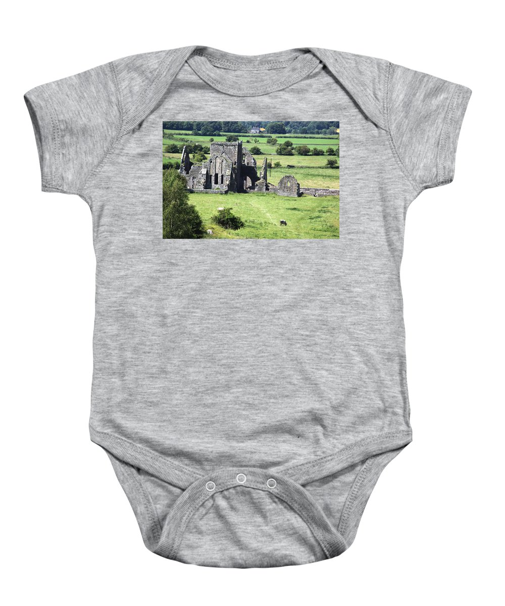 Ireland Baby Onesie featuring the photograph Ireland 0006 by Carol Ann Thomas