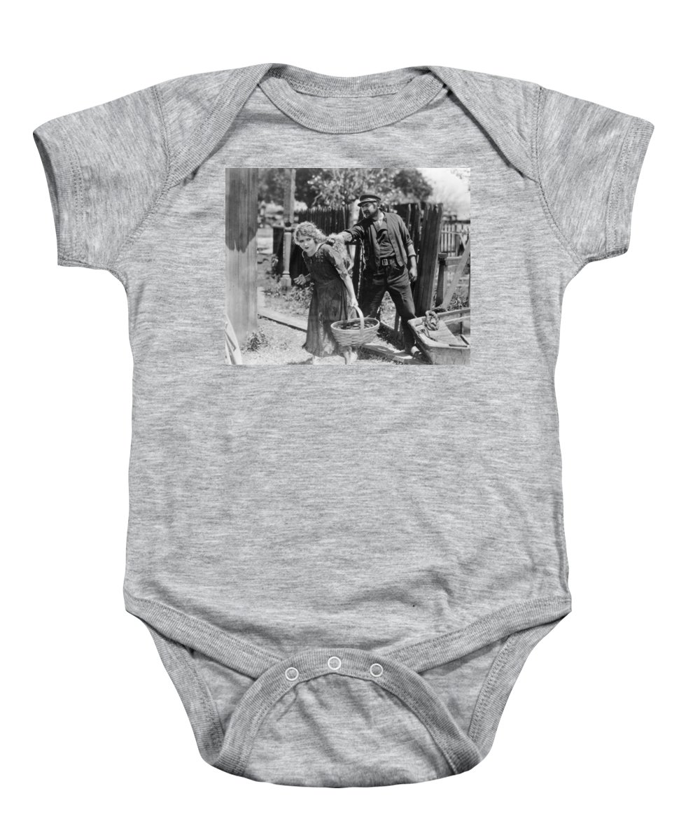 1921 Baby Onesie featuring the photograph Mary Pickford (1893-1979) by Granger