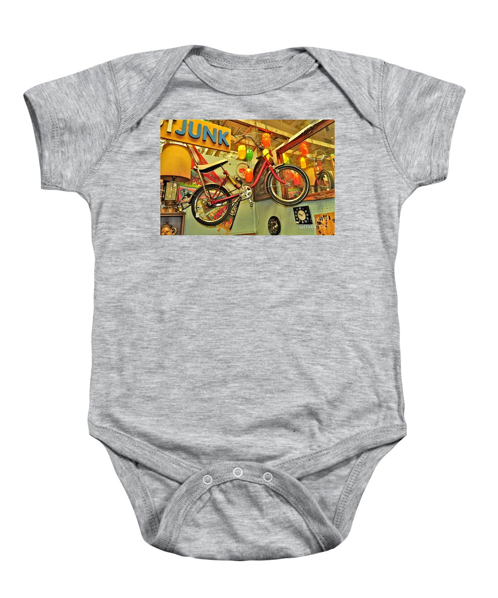 Digital Slr Baby Onesie featuring the photograph Nostalgia by Catherine Conroy