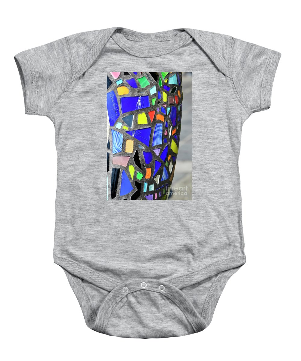 Whale Baby Onesie featuring the photograph Piece Of Whale Art by Traci Cottingham