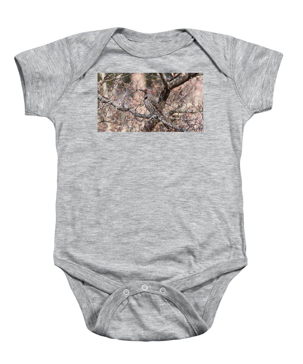 Baby Onesie featuring the photograph Ready For Inspection by Travis Truelove