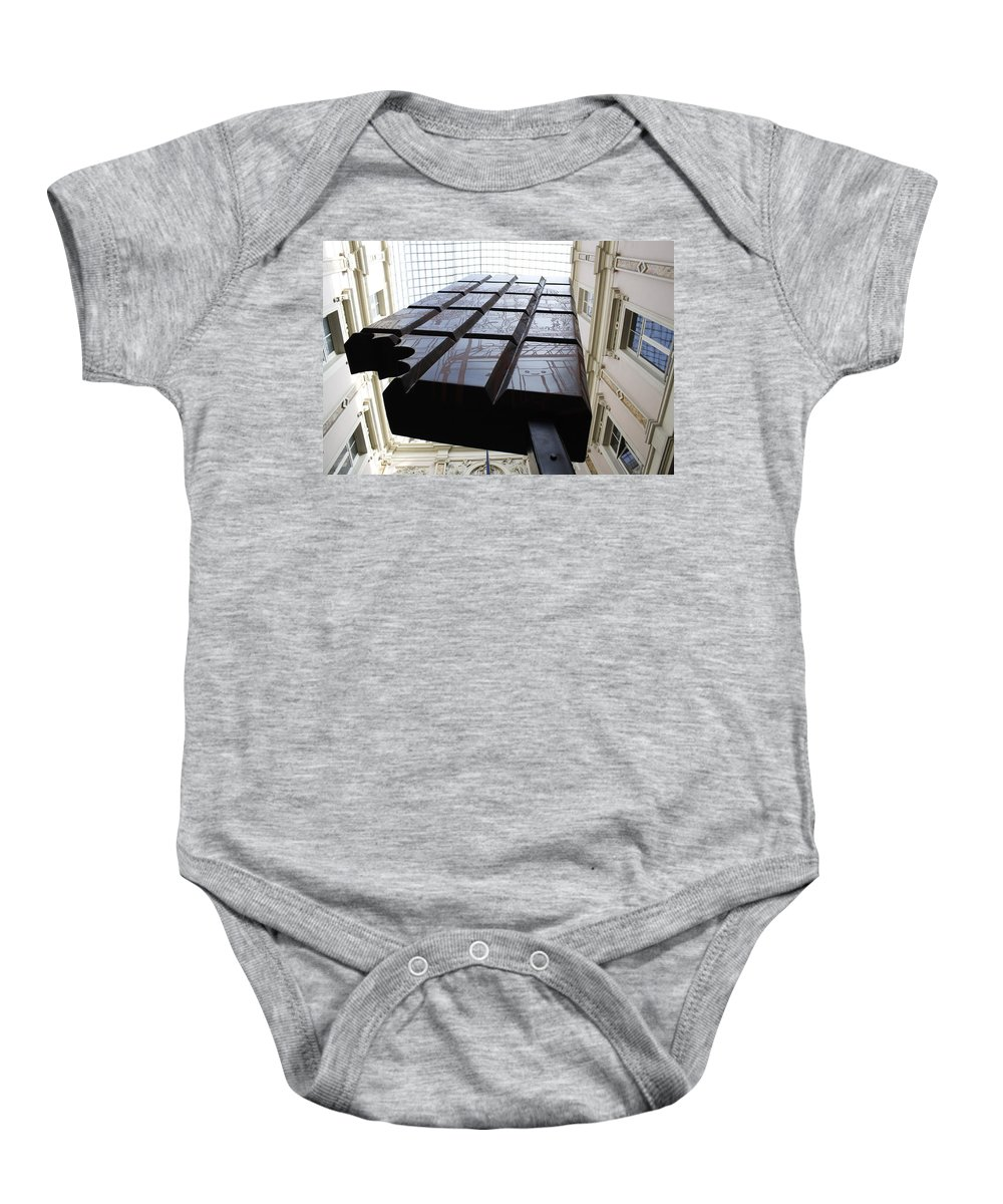 Statue Baby Onesie featuring the photograph Savour Me by Donato Iannuzzi