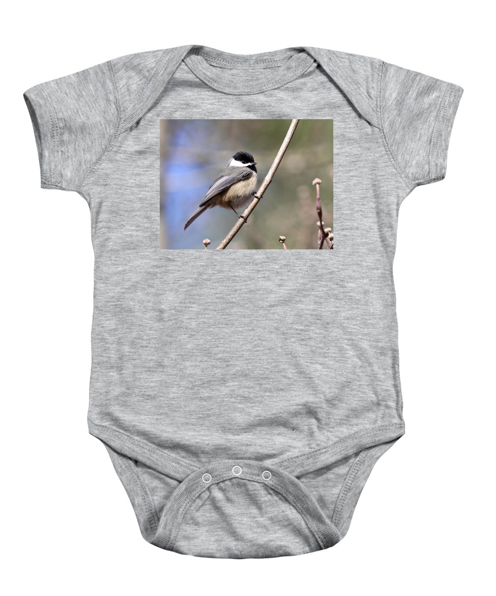 Baby Onesie featuring the photograph Stylish by Travis Truelove