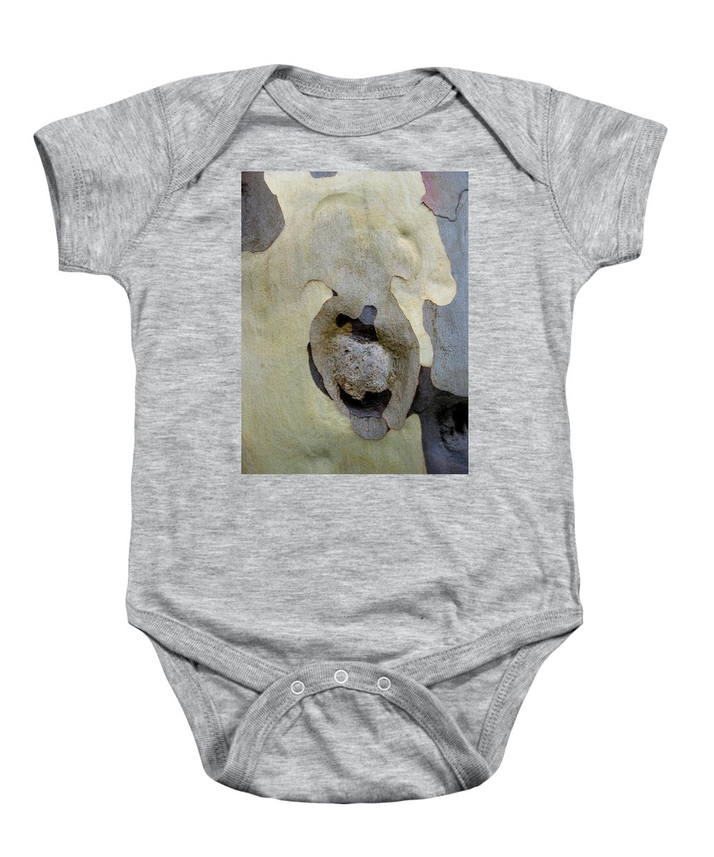 Trees Baby Onesie featuring the photograph What A Beautiful Work Of Art by Robert Margetts