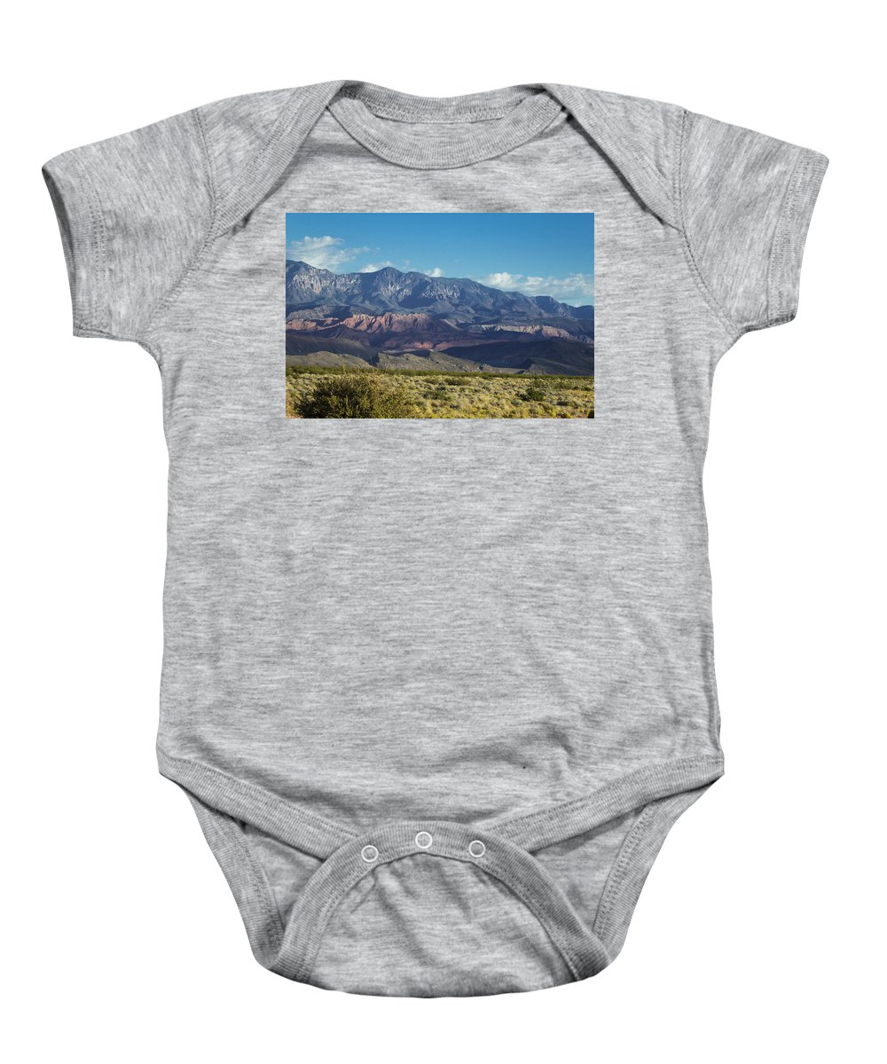 Landscape Baby Onesie featuring the photograph Landscape by Steven Loosli
