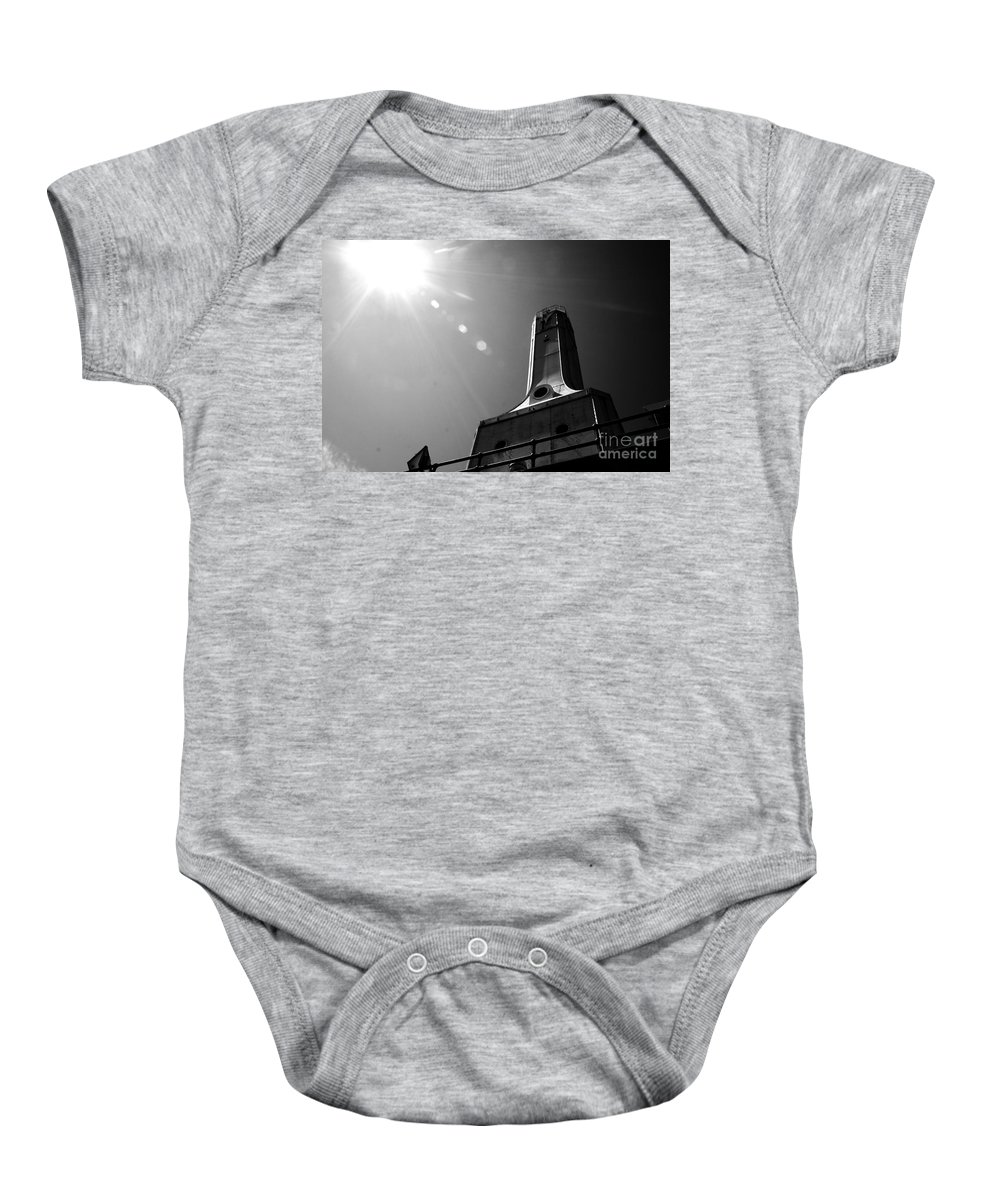 Port Washington Baby Onesie featuring the photograph Hope by Jamie Lynn