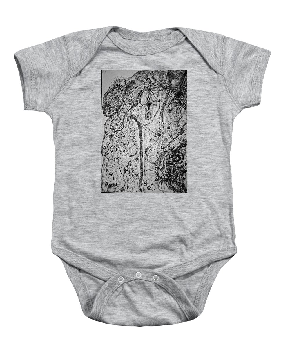 Gloria Photosgloria Photospineapple2pineapple Baby Onesie featuring the photograph Jesus Lamb Of God by Gloria Ssali
