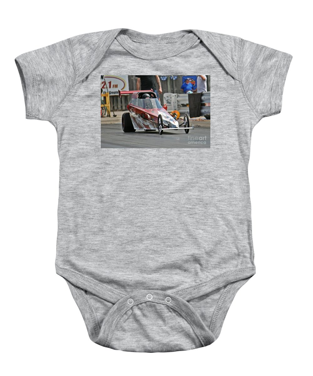 05-03-2015 Baby Onesie featuring the photograph 2997 05-03-2015 Esta Safety Park by Vicki Hopper