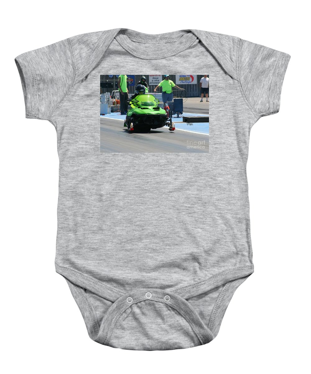 06-07-2015 Baby Onesie featuring the photograph 6369 06-07-2015 Esta Safety Park by Vicki Hopper