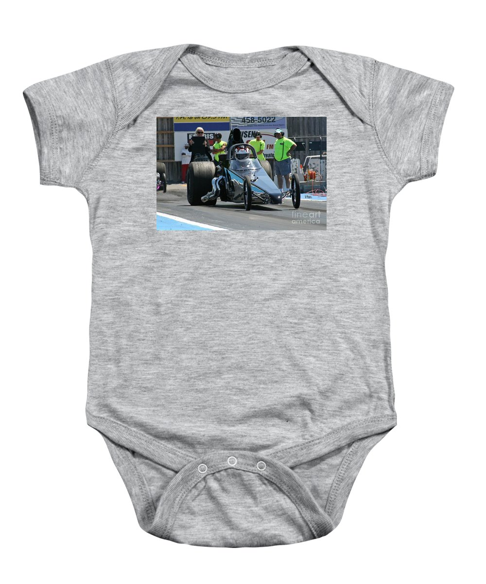 06-07-2015 Baby Onesie featuring the photograph 6472 06-07-2015 Esta Safety Park by Vicki Hopper