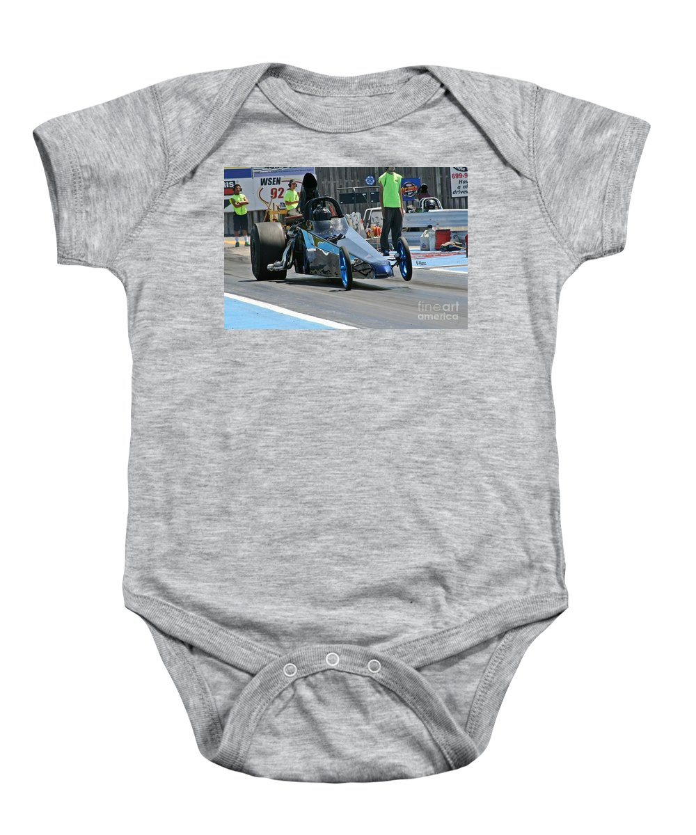 06-07-2015 Baby Onesie featuring the photograph 6549 06-07-2015 Esta Safety Park by Vicki Hopper