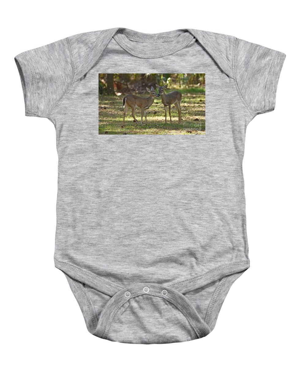 Baby Onesie featuring the photograph 7224 by Don Solari