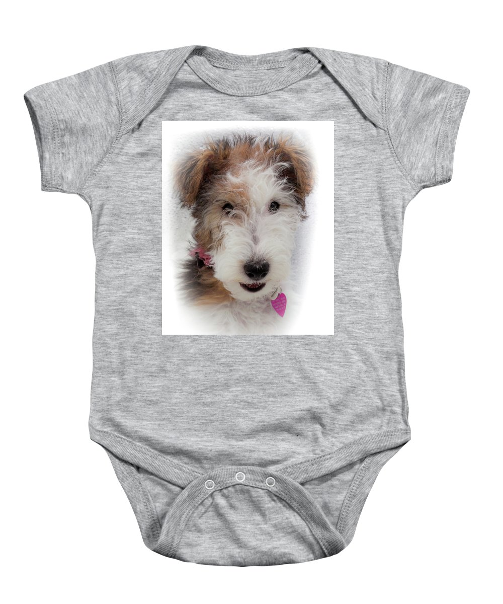 A Dog Named Butterfly Onesie for Sale by Karen Wiles