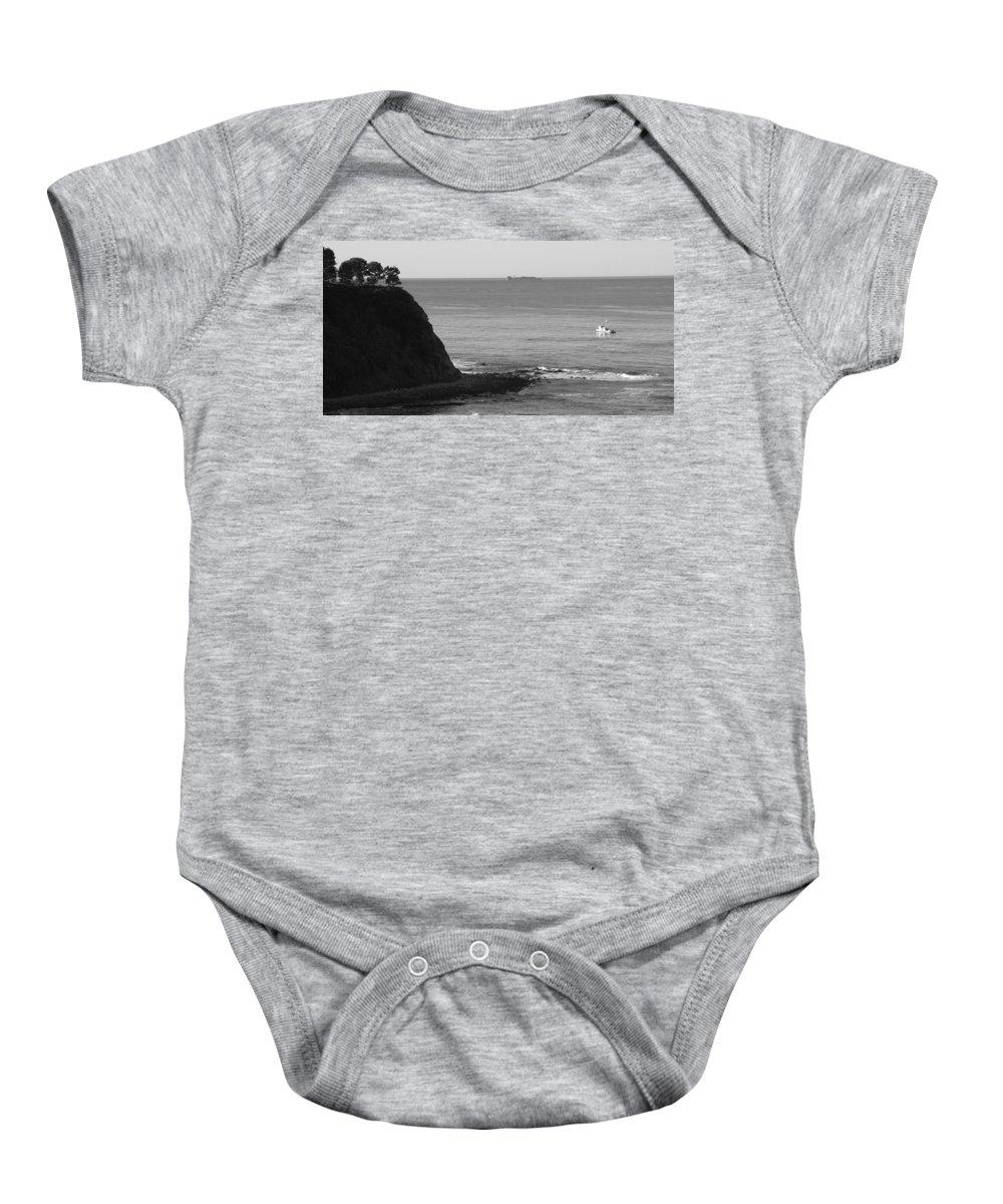 Ocean Baby Onesie featuring the photograph Adrift by Shari Chavira