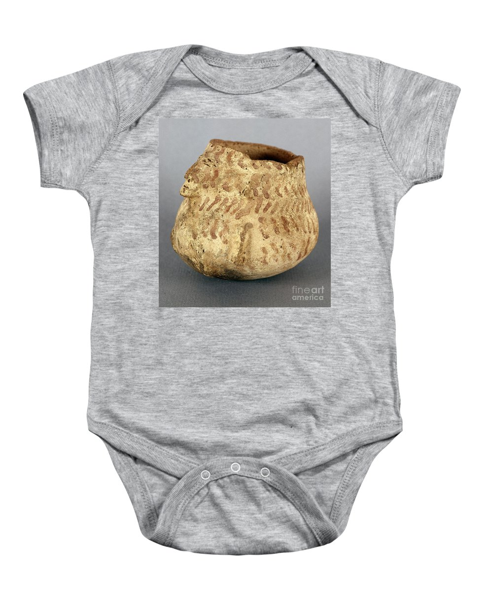 1000 Baby Onesie featuring the photograph Anasazi Bowl by Granger