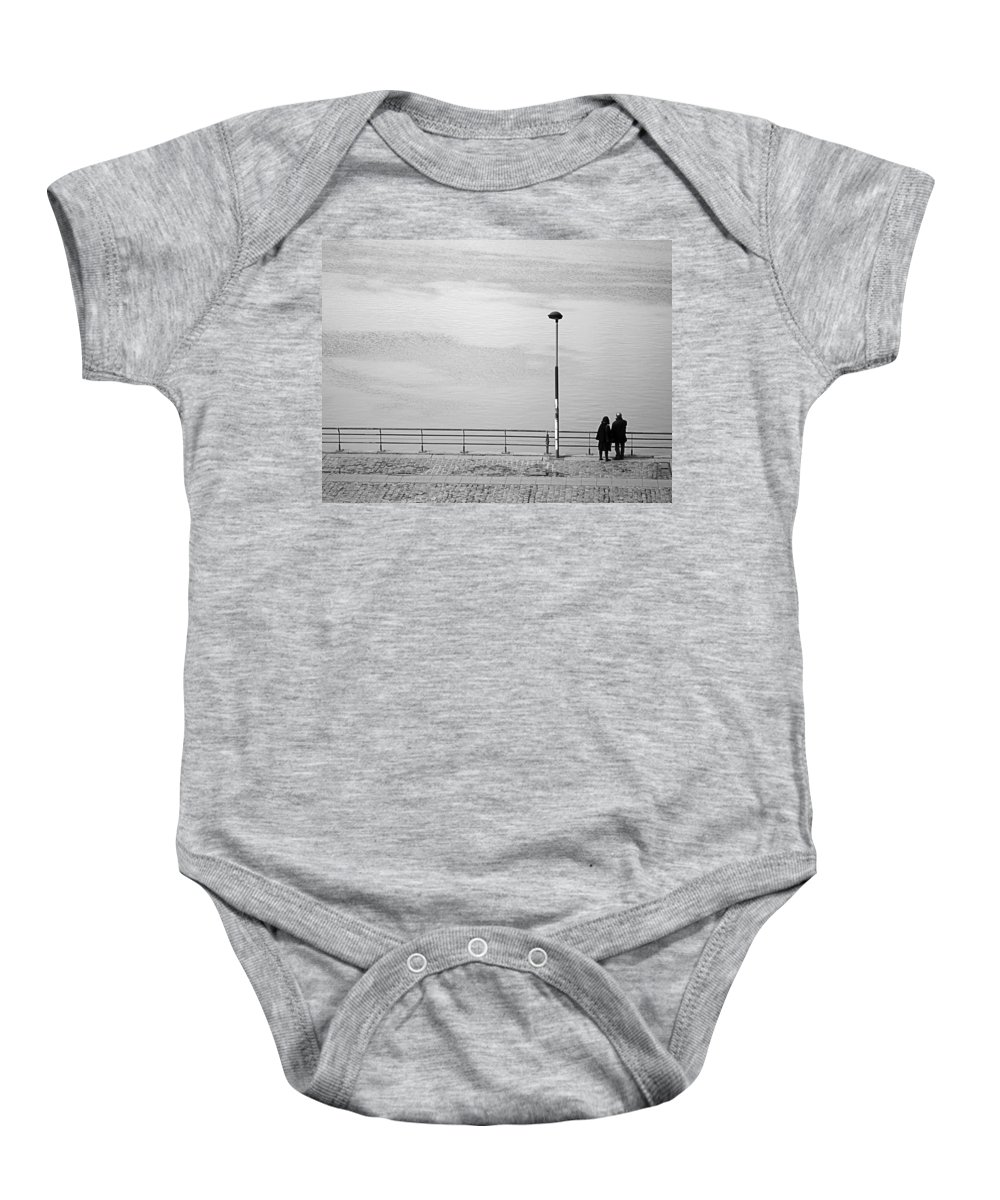 Buenos Aires Baby Onesie featuring the photograph Anytime by Osvaldo Hamer