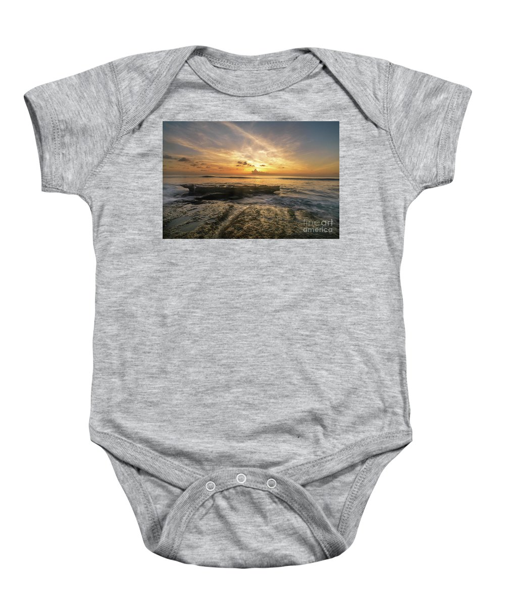 2017 Baby Onesie featuring the photograph Apogee by Hugh Walker