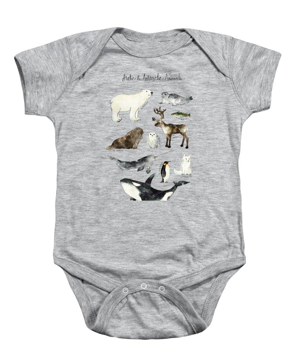 Penguin Baby Onesies