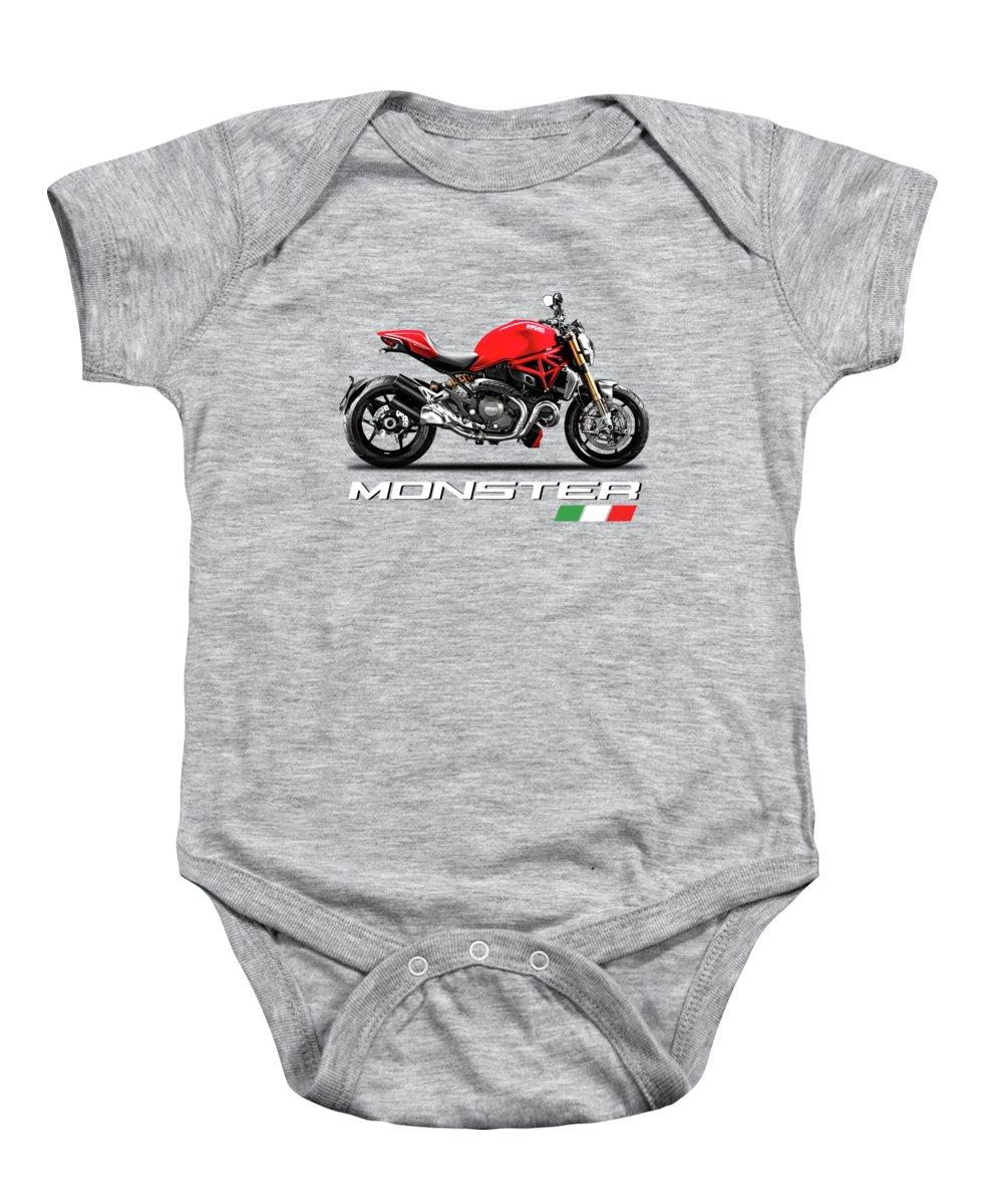 Bicycle Baby Onesies