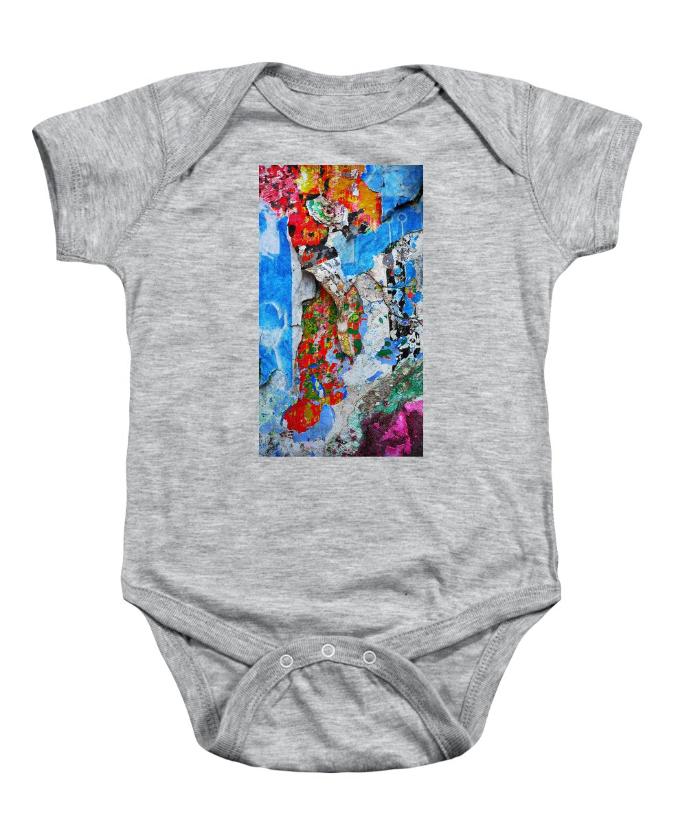 Skip Hunt Baby Onesie featuring the photograph Beautiful Loser by Skip Hunt