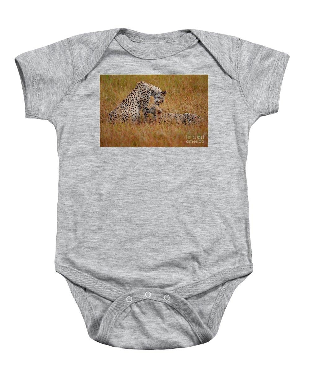 Kenya Baby Onesies