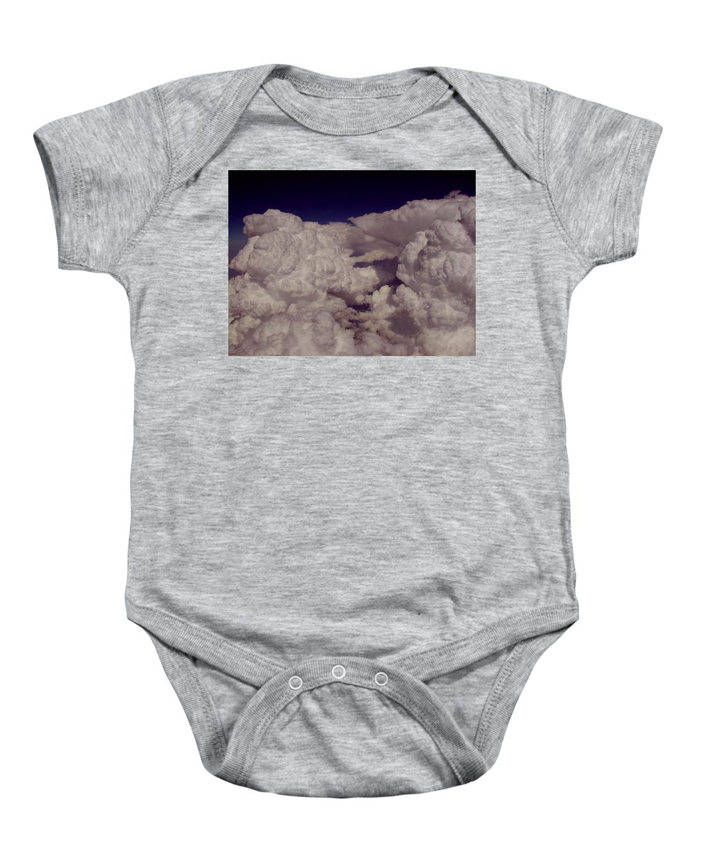 Baby Onesie featuring the photograph Cb1.8 by Strato ThreeSIXTYFive