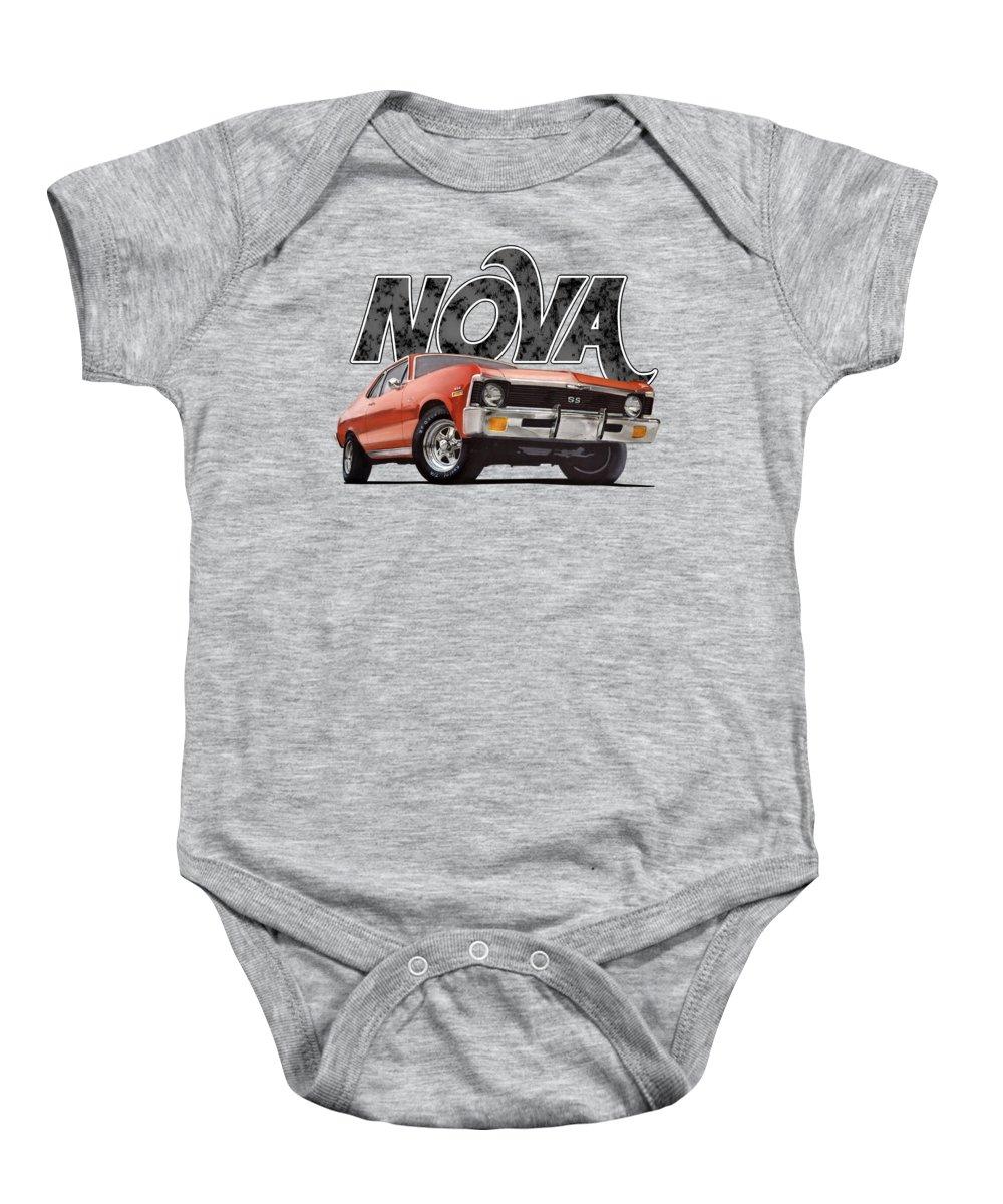 Chevrolet Baby Onesies