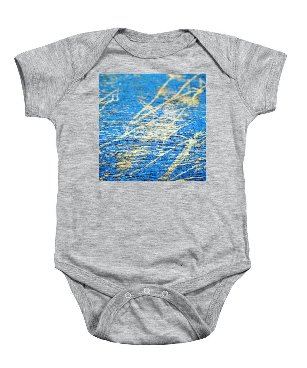 Clawed Baby Onesie featuring the photograph Clawed by Ishtar Stillmank