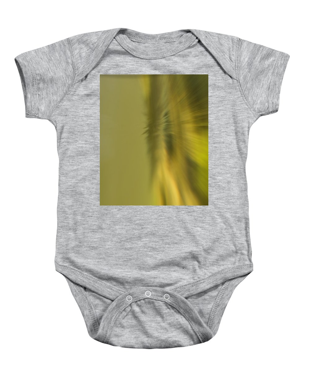 Blur Baby Onesie featuring the photograph Coloured Blur by Cliff Norton