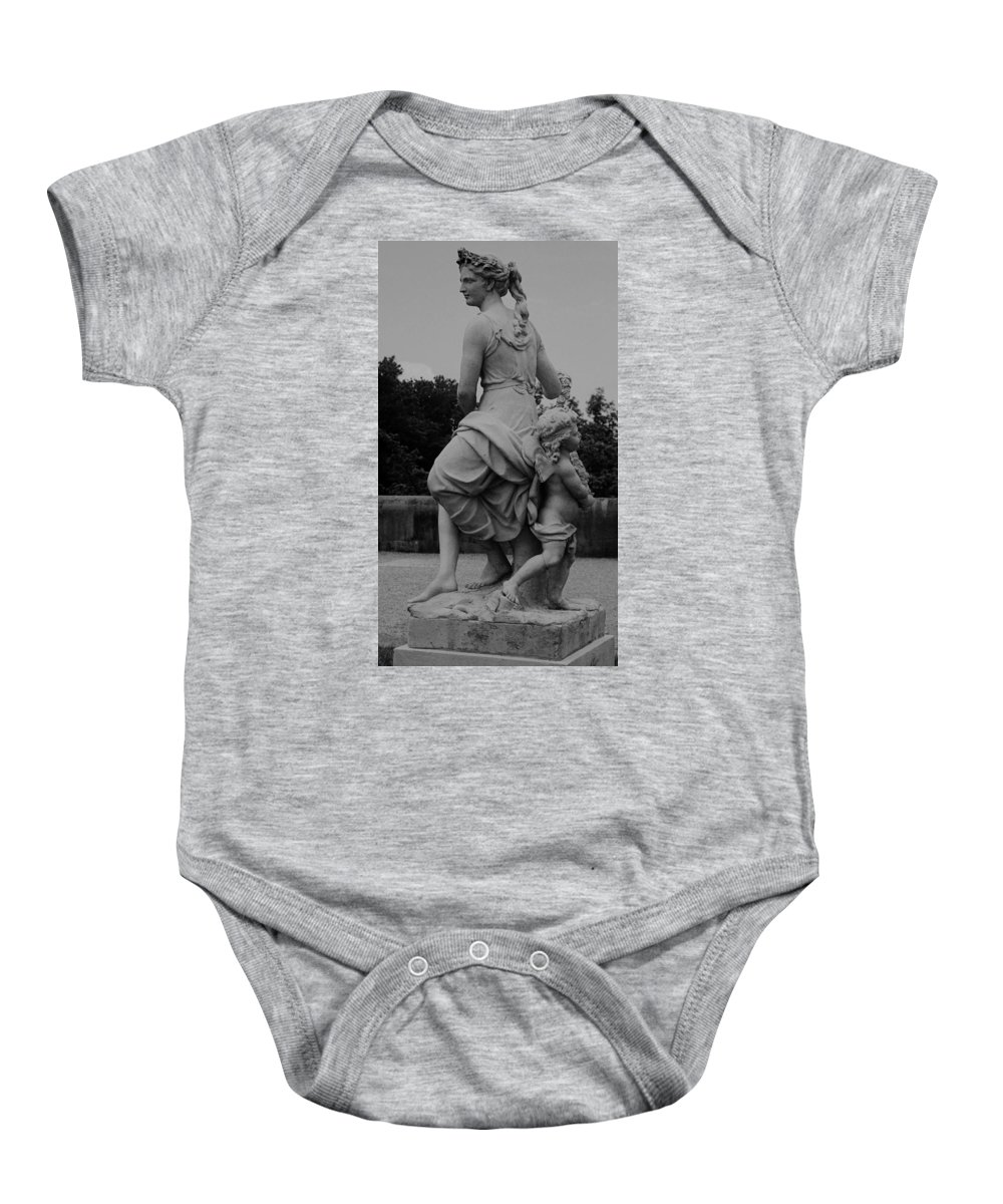 Figurative Baby Onesie featuring the painting Diana by Eric Schiabor