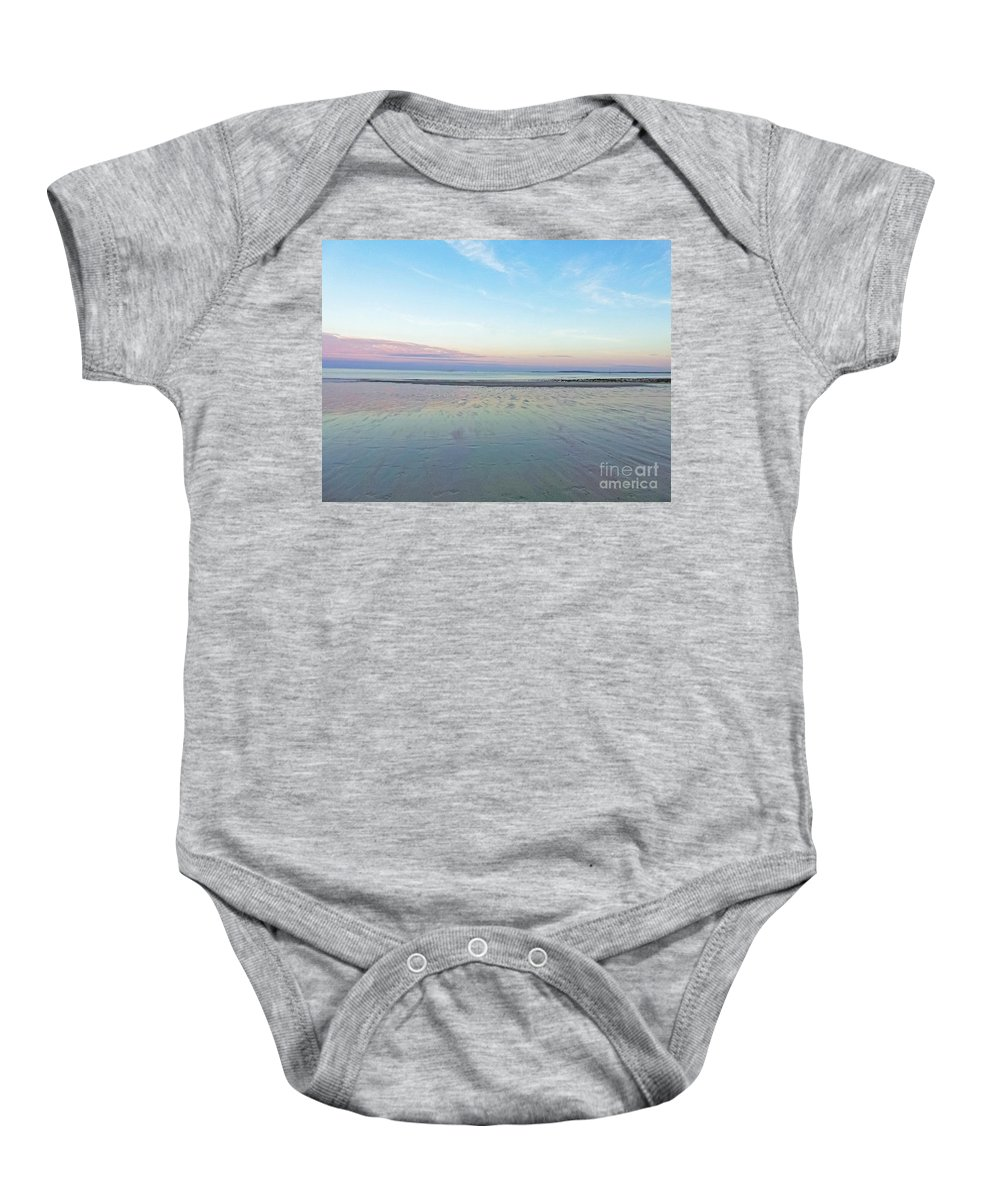 Dream In Color Baby Onesie featuring the photograph Dream In Color by Charlie Cliques
