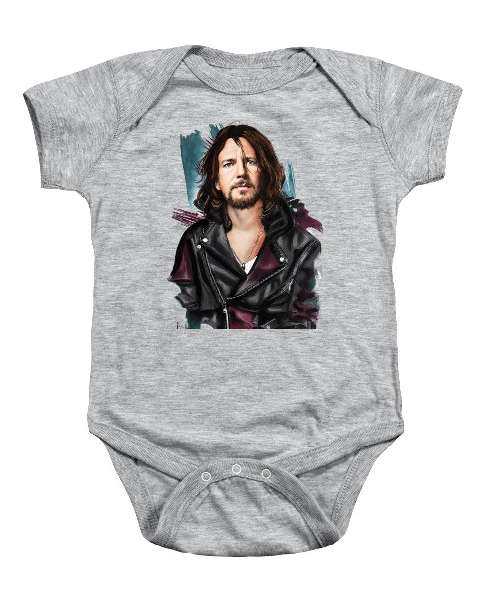 Pearl Jam Baby Onesies