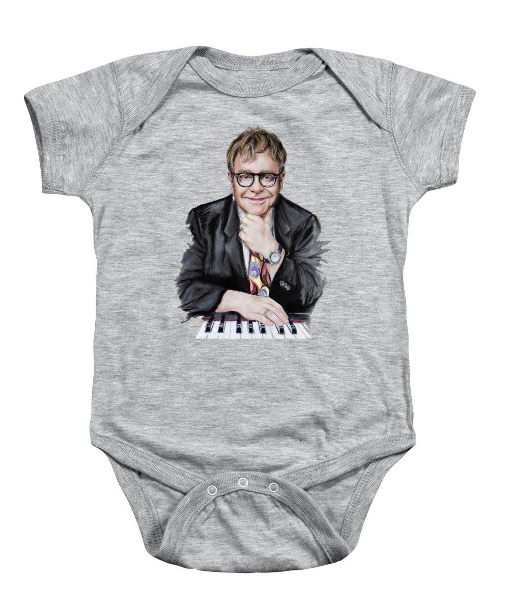 Elton John Baby Onesies