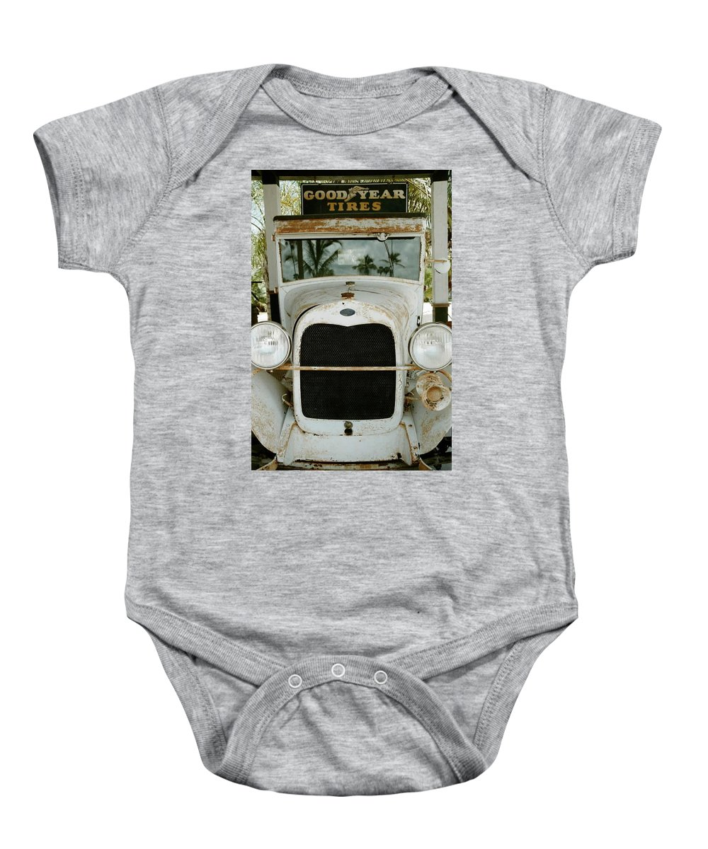 Everglade City Baby Onesie featuring the photograph Everglade City IIi by Flavia Westerwelle