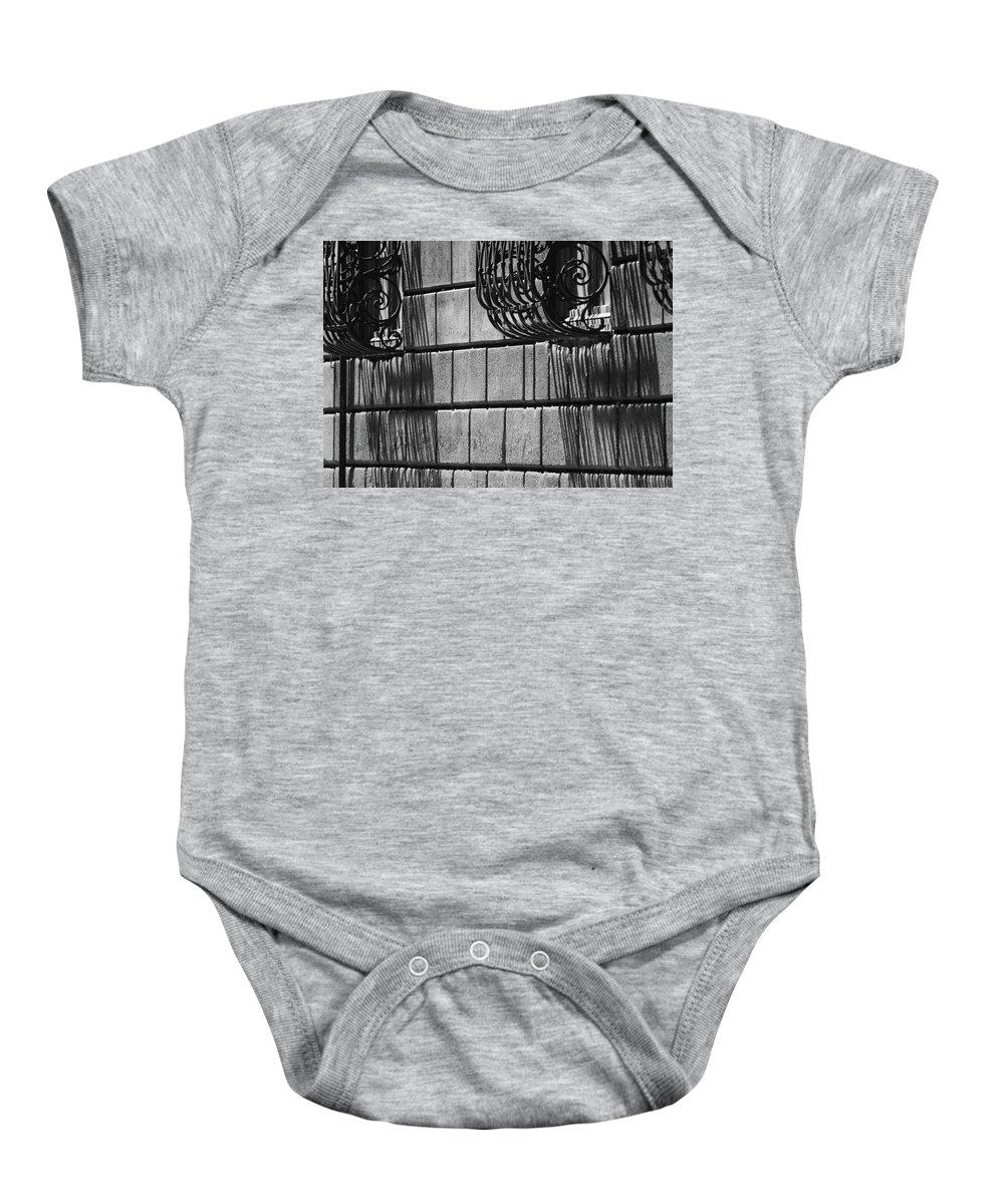 Michaela Sieberova Baby Onesie featuring the photograph Florence Moods, 0355, Viii/2013 by Michaela Sieberova