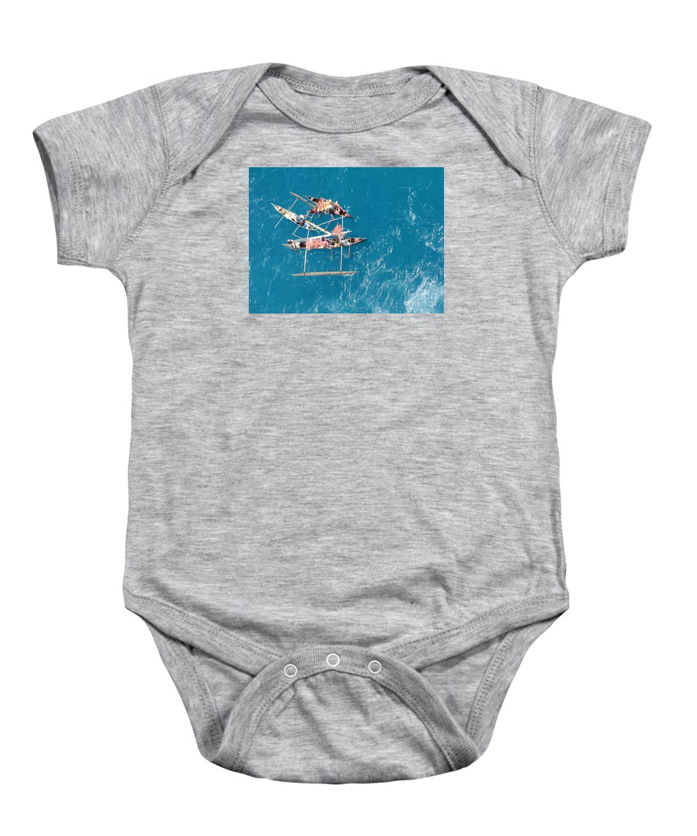 For Sale Baby Onesie featuring the photograph For Sale by John Potts