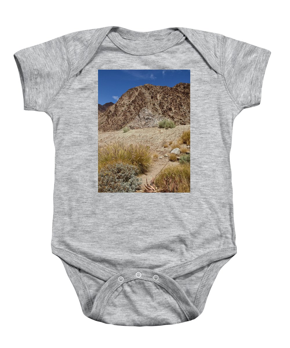 High Ground Baby Onesie featuring the photograph High Ground by Dominic Piperata