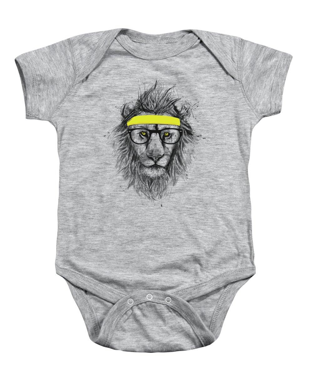 Lion Baby Onesies