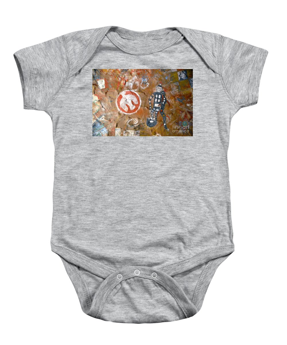 Hopi Indians Baby Onesie featuring the photograph Hopi Dreams by David Lee Thompson