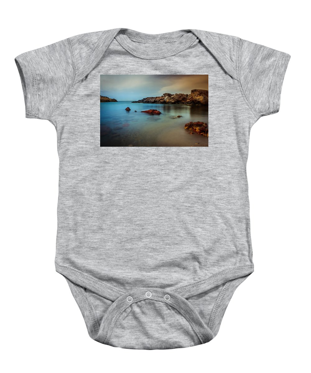 Kos Baby Onesie featuring the photograph Kos Iv by Agis Fere