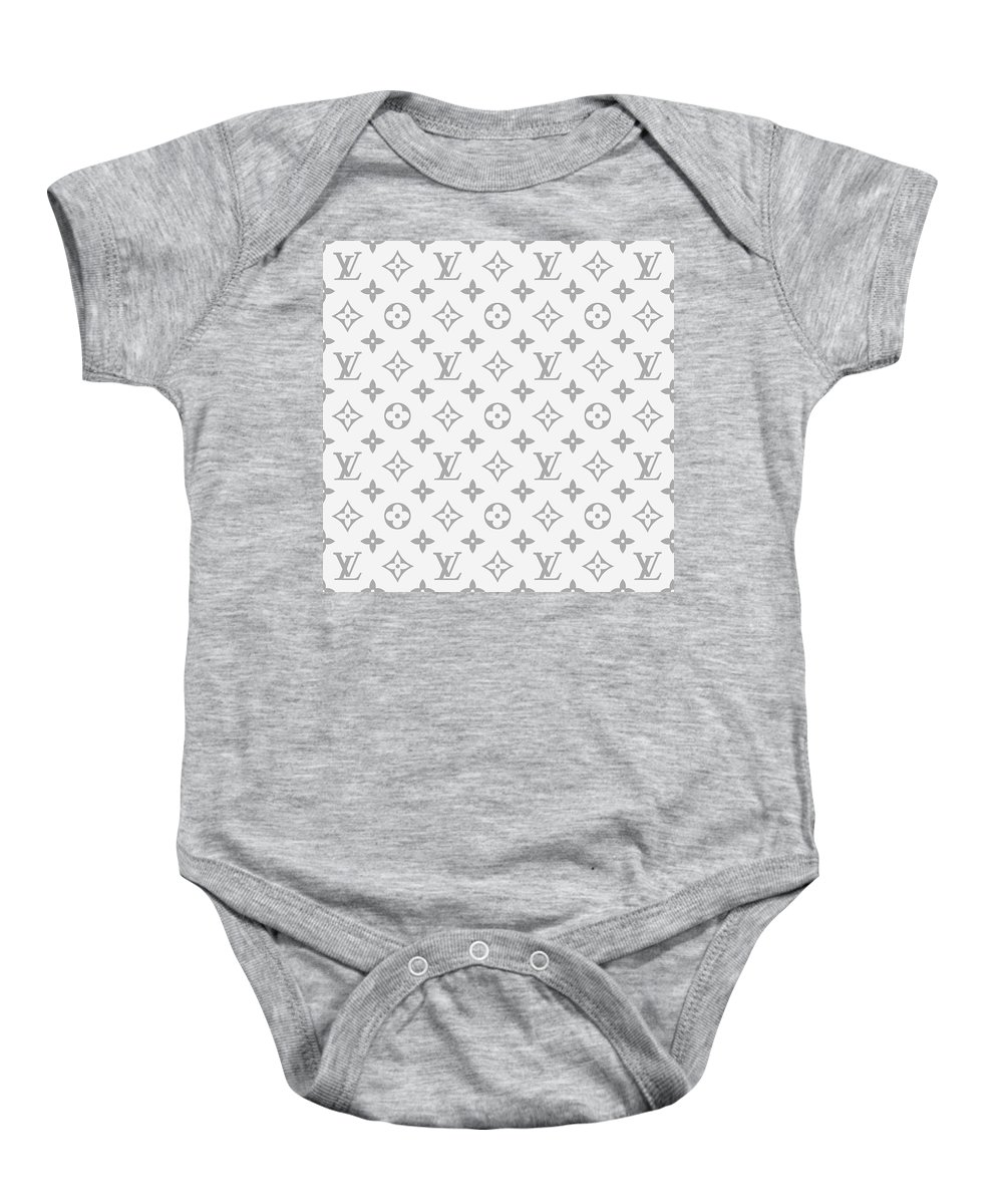 ad0ec5c314bb Louis Vuitton Pattern - Lv Pattern 14 - Fashion And Lifestyle Onesie for  Sale by TUSCAN Afternoon
