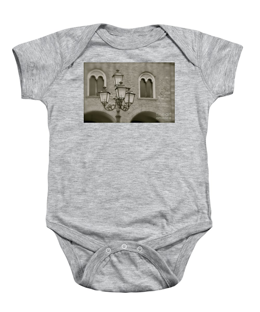 Memorie Baby Onesie featuring the photograph Memories by Ilaria Andreucci