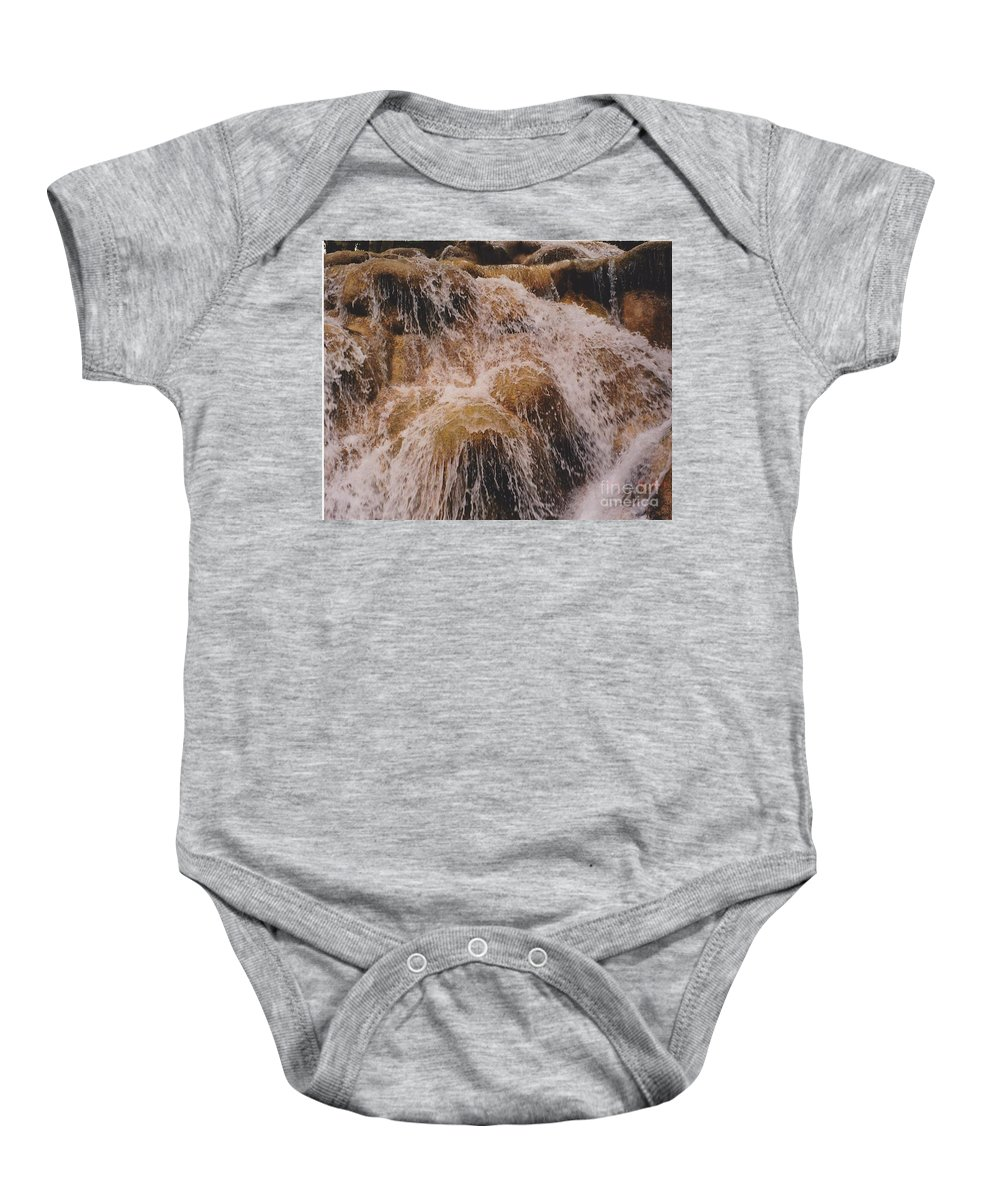 Water Baby Onesie featuring the photograph Milky Way by Michelle Powell