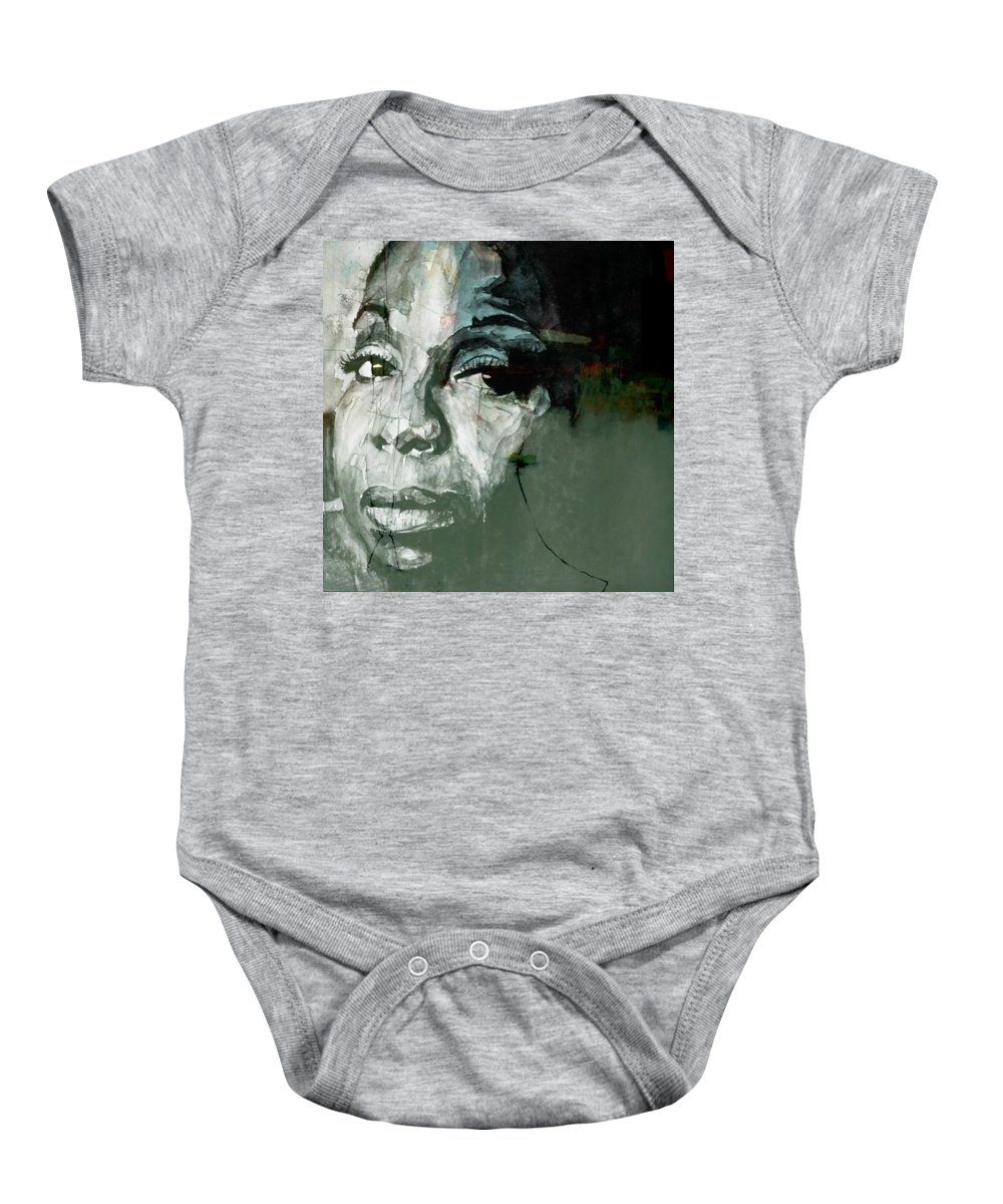 Rhythm And Blues Baby Onesies