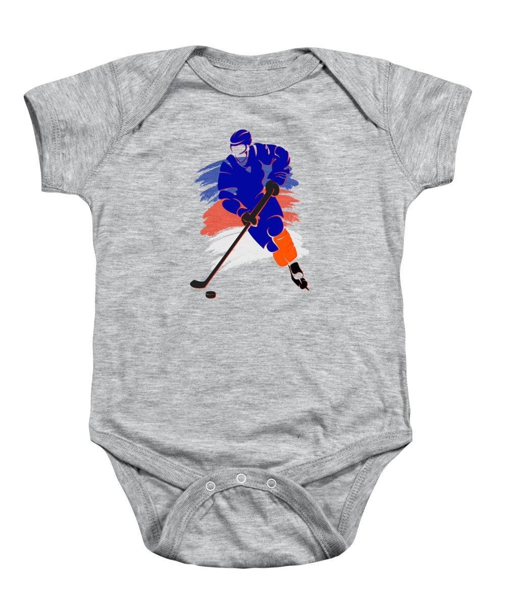 premium selection c5259 a7cec New York Islanders Player Shirt Baby Onesie