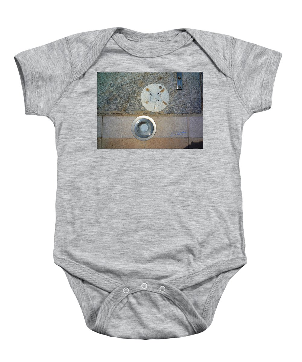 Fishing Net Baby Onesie featuring the photograph Not Fourteen by Charles Stuart