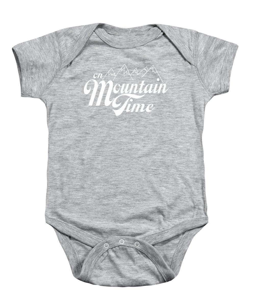 Mountain Baby Onesies
